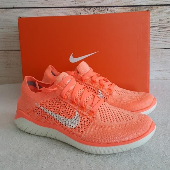 b972442ece76 New Nike Free RN Flyknit 2018